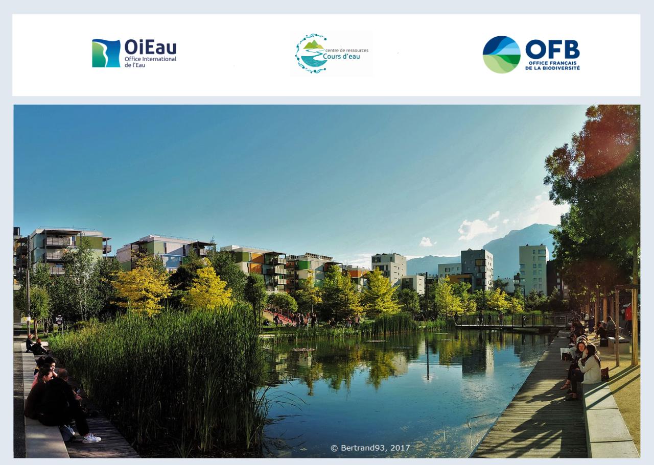 """Featured image for """"Repenser l'eau en ville [Webconférence]"""""""