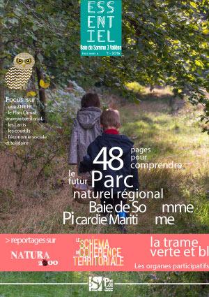 couverture de l'essentiel du parc numéro 9