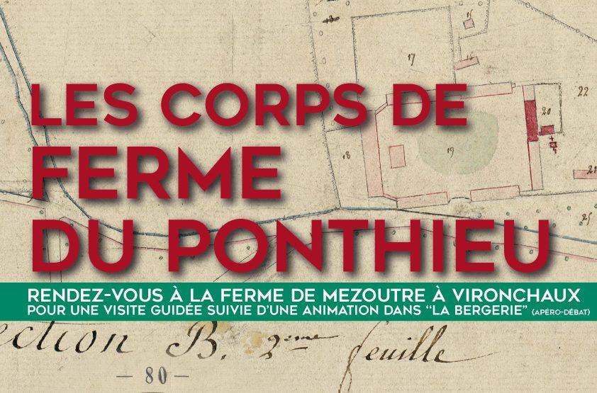 """Featured image for """"Apéro#3 : Les corps de ferme du Ponthieu"""""""