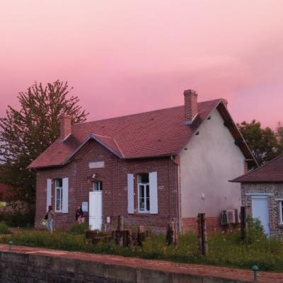 Maison éclusière de Long