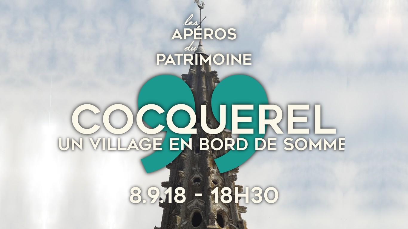 """Featured image for """"Apéro#7 : Cocquerel, un village en bord de somme"""""""
