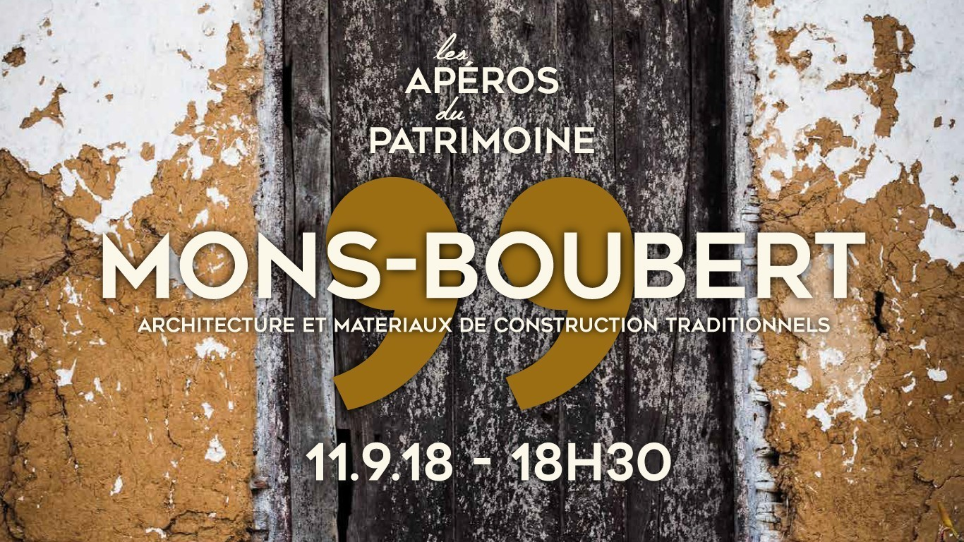 """Featured image for """"Apéro#8 : Mons-Boubert, l'architecture traditionnelle picarde"""""""