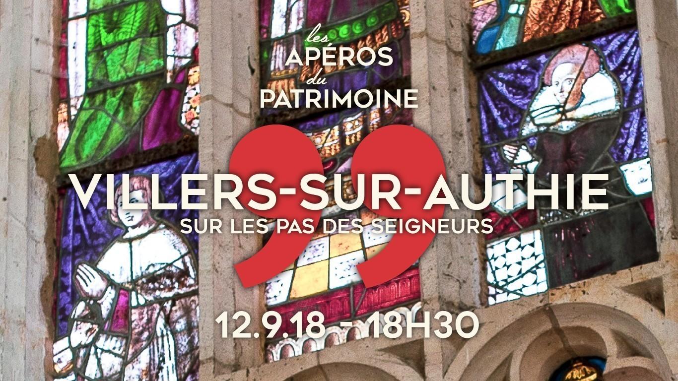 """Featured image for """"Apéro#9 : Villers-sur-Authie, sur les pas des seigneurs du village"""""""