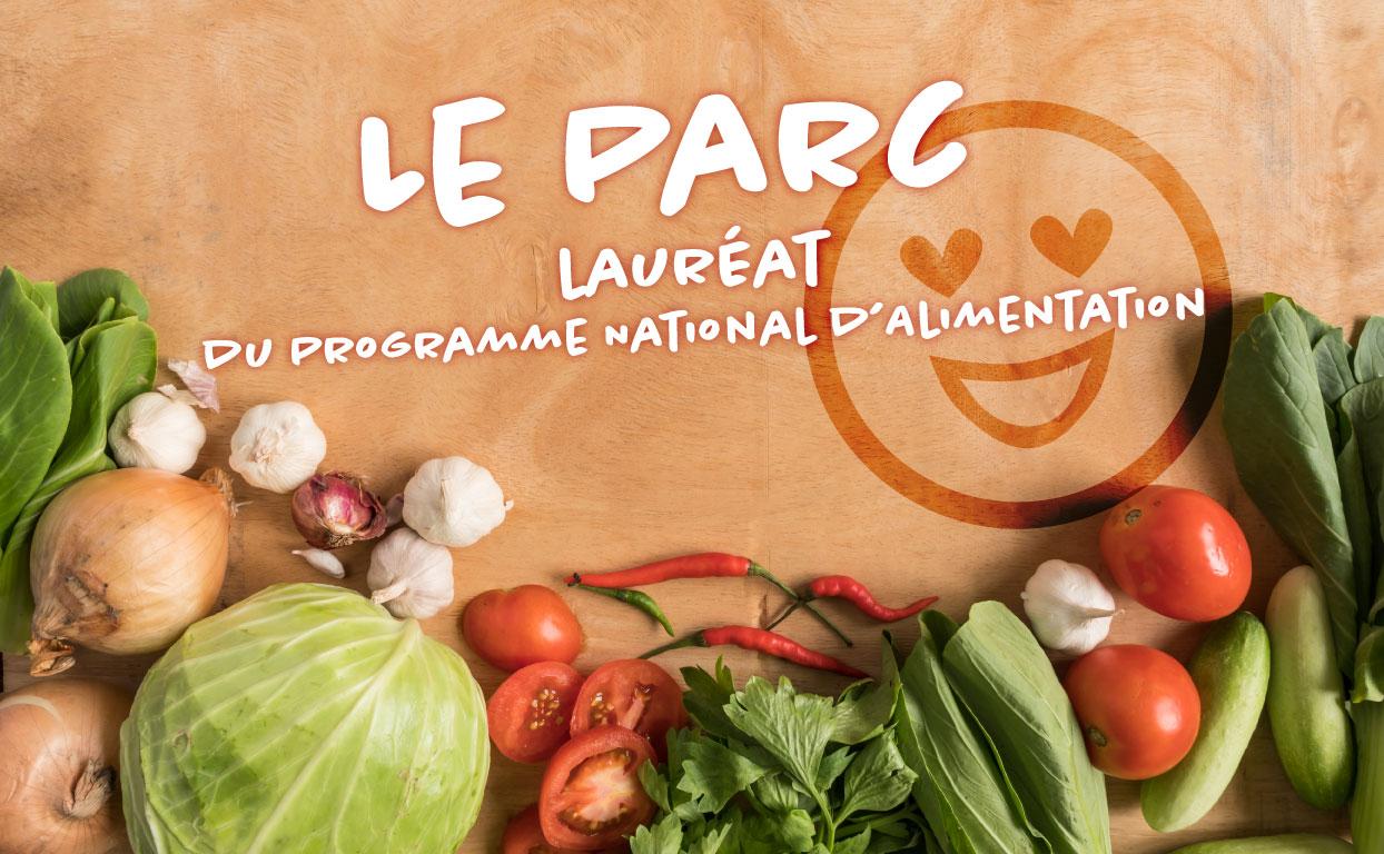 """Featured image for """"Le Parc naturel régional lauréat du Programme National de l'Alimentation"""""""