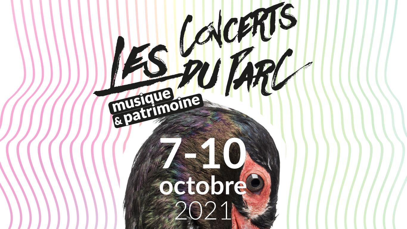 """Featured image for """"Les concerts du Parc"""""""